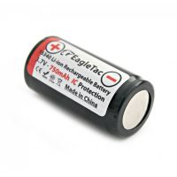EagleTac 16340 Rechargeable Battery