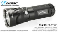 EagleTac MX30L3R Rechargeable LED Torch Lumens 4625