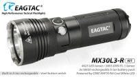 EagleTac MX30L3R Rechargeable LED Torch Lumens 4625