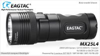 EagleTac MX25L4 2850 Lumen LED Torch