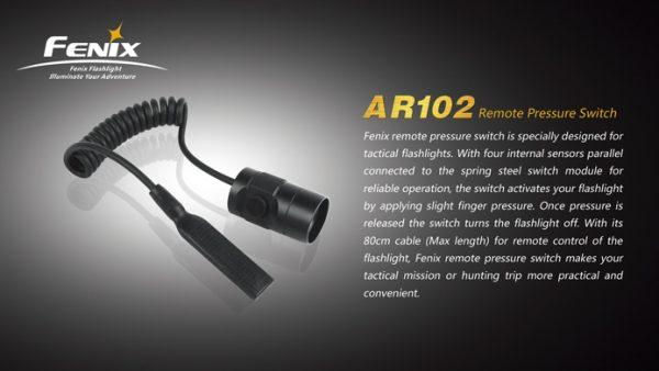 Fenix AER-01 Tactical Remote Pressure Switch