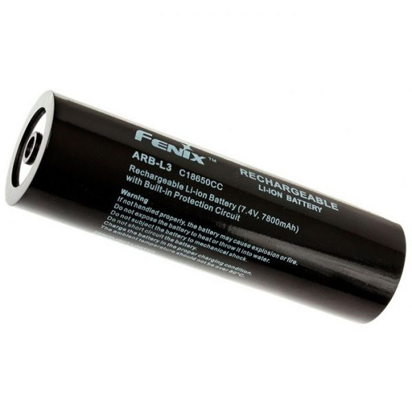 Fenix RC40 - Rechargeable Battery - ARB-L3