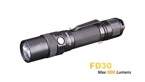 Fenix FD30 - 1000 Lumens Focusable LED Torch