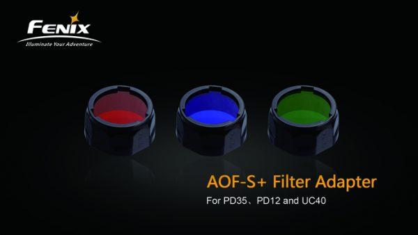 Fenix AOF-S+ Filter Adapter