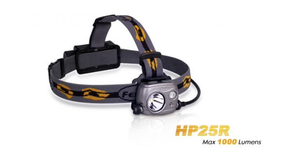 Fenix HP25R Rechargeable LED Headlamp
