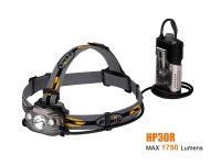 Fenix HP30R - 1750 Lumens Rechargeable LED Headlamp