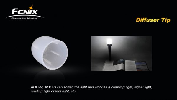 Fenix LD/PD Series Camping Lampshade Adaptor