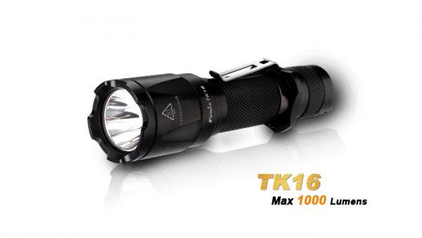 Fenix TK16 - 1000 Lumens Tactical Led Torch