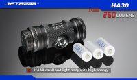 Niteye HA30 Headlamp - 260 Lumens AAA batteries