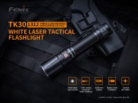 Fenix TK30 White Laser USB Rechargeable Torch