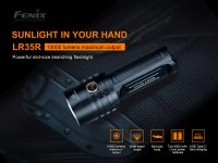 Fenix LR35R searchlight